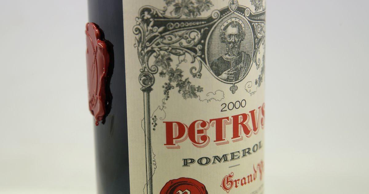 Briti oksjonimaja müüb pudeli kosmosejaamas laagerdunud veini