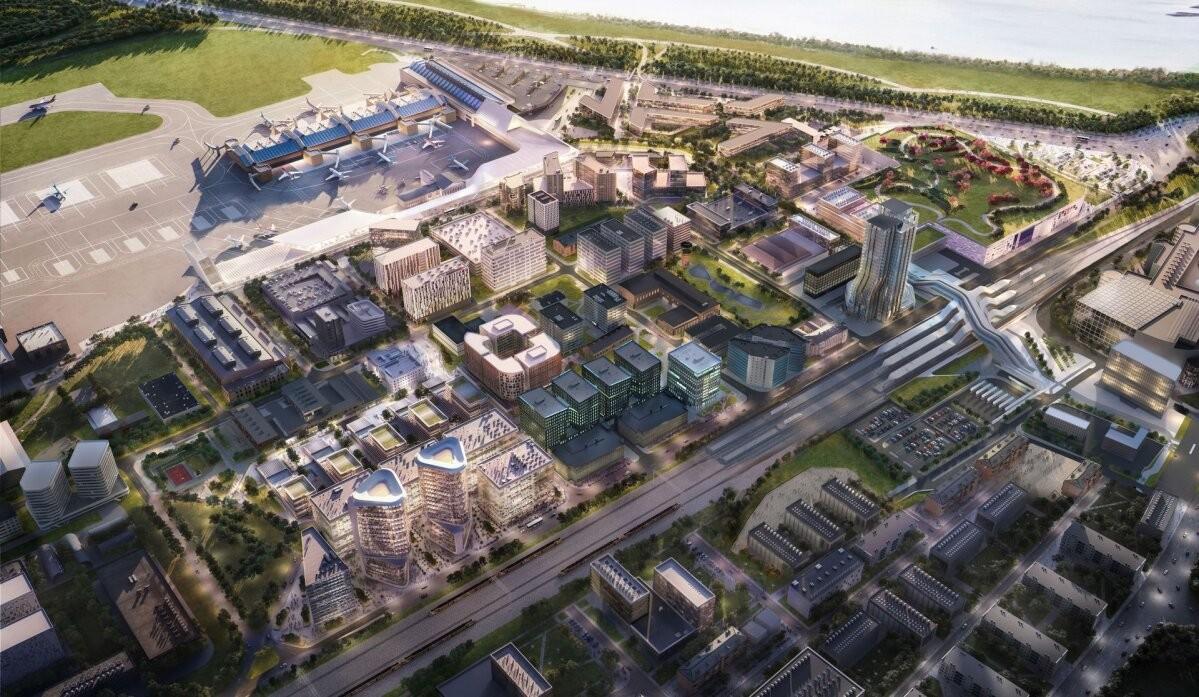 Rohepööre Ülemiste Citys: samm-sammult jätkusuutliku tuleviku suunas