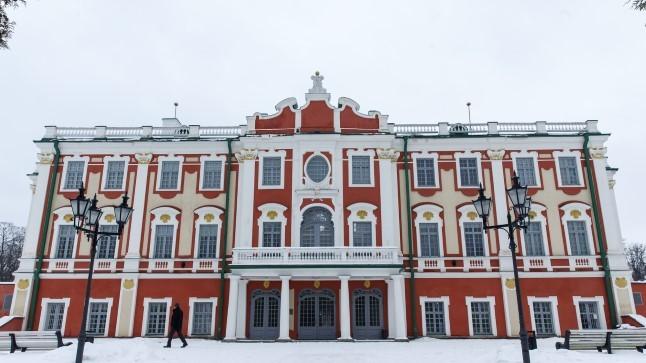 Kadrioru lossi kunstimuuseumile tehti pommiähvardus