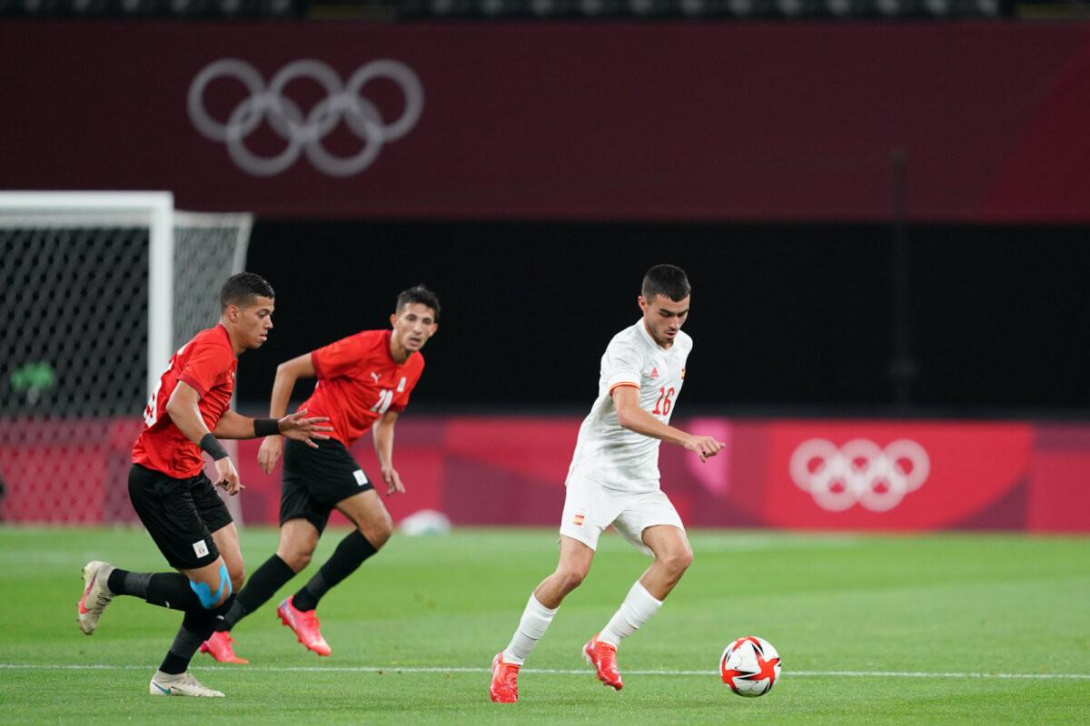 Hispaania piirdus olümpia avamängus kahvatu viigiga, Prantsusmaa sai kaotuse