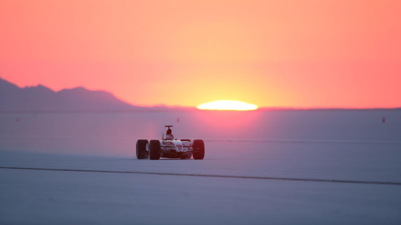 Ajalugu: kuidas Honda üritas F1 autoga 400 km/h piiri alistada