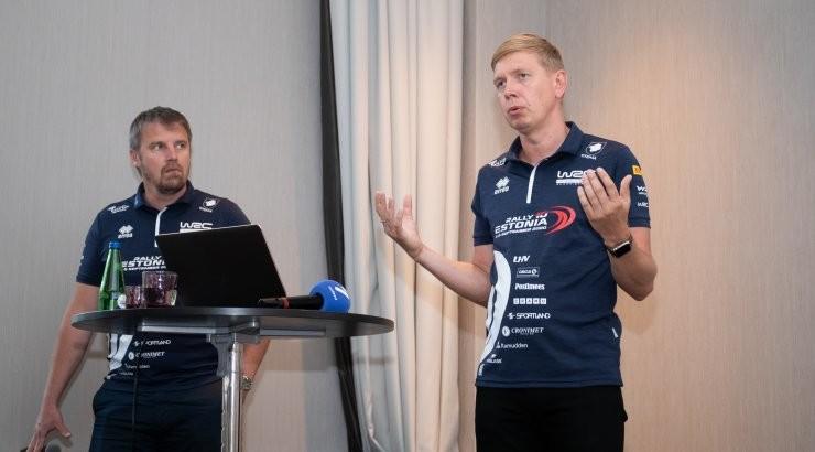 Teenetemärgi saanud Rally Estonia korraldaja: aasta tagasi ütlesid paljud inimesed kindla veendumusega, et unustage ära - seda rallit ei toimu