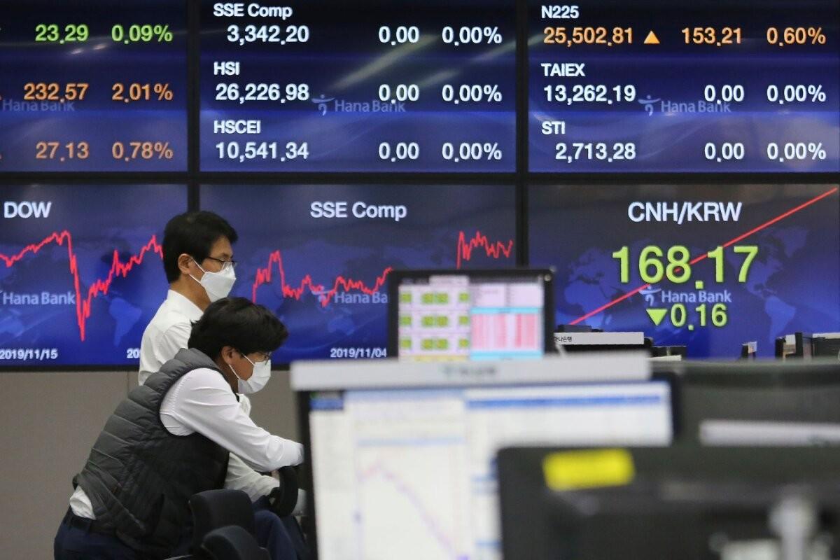 Aasia börsid USA tehnoloogiahiidude langusega kaasa ei läinud