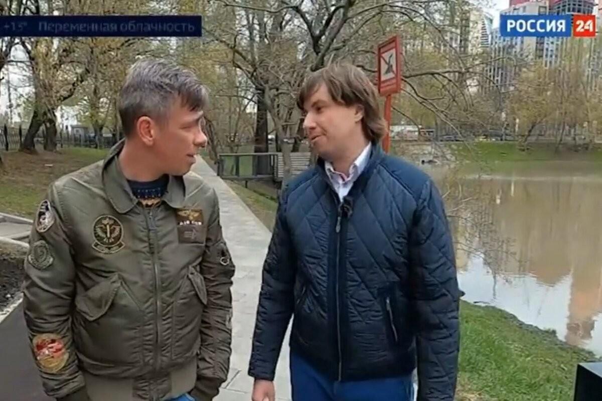 """Vene televisioonis esines """"kodumaas ülimalt pettunud tšehh"""", kes osutus Vene propagandasüsteemi tooteks"""