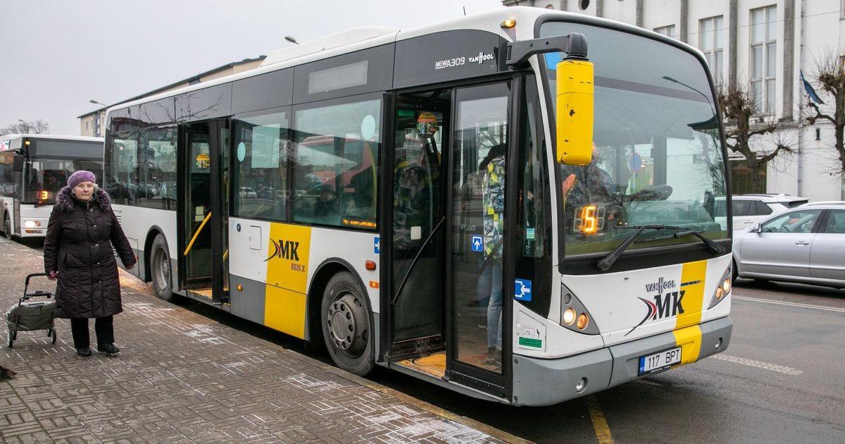 Rakvere saab uuel aastal lõpuks ometi raudteejaama teenindava bussiliini