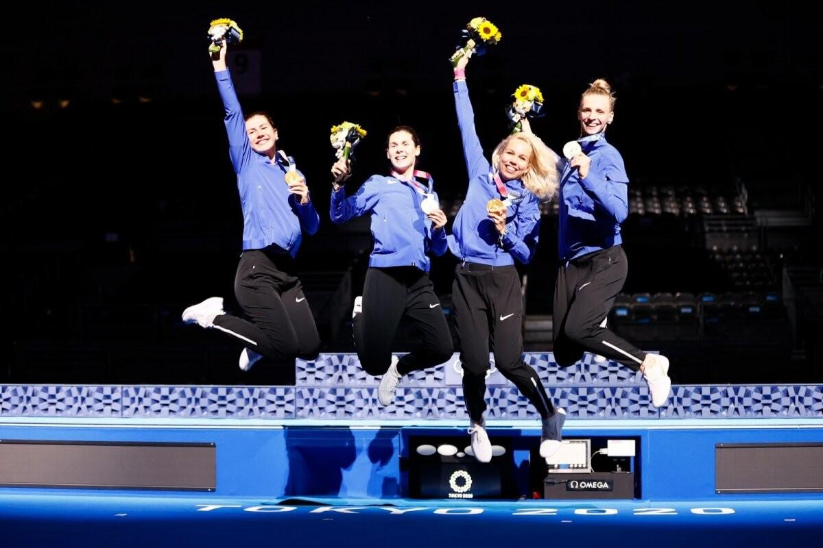 Eesti olümpiakoondis lõpetas 13 aasta pikkuse kullapõua
