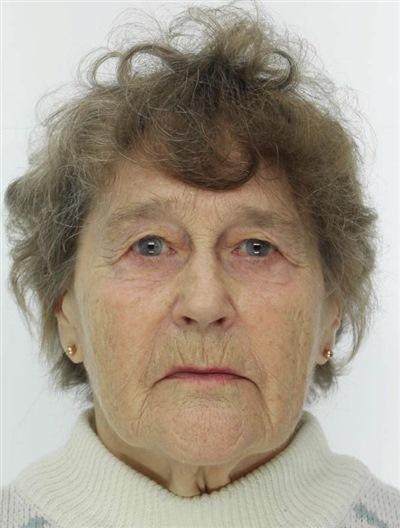 Palun Jaga: Politsei otsib Harjumaal kadunud 81-aastast Annet