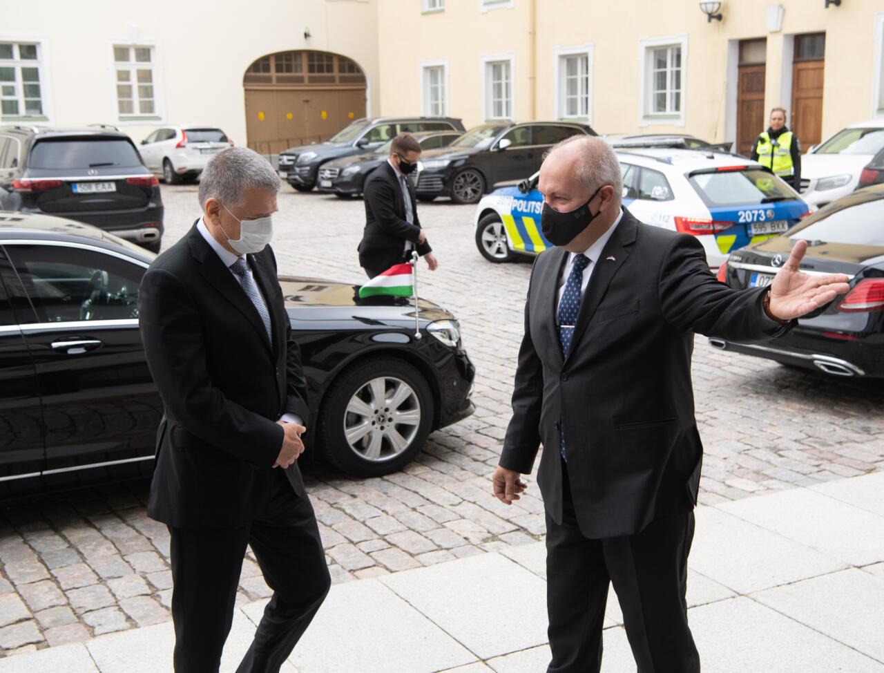 Täna täitub 100 aastat Ungari ja Eesti vahelisi diplomaatilisi suhteid