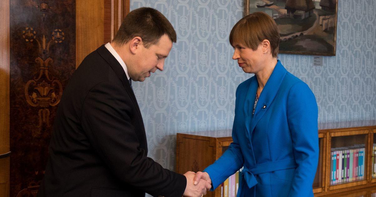Eesti elanikud: järgmine president võiks olla Ratas või Kaljulaid