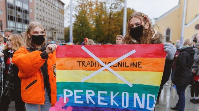 RIIGIKOHUS PEAB OTSUSTAMA: kas Eesti astub järjekordse sammu samasooliste paaride õiguste kaitseks?