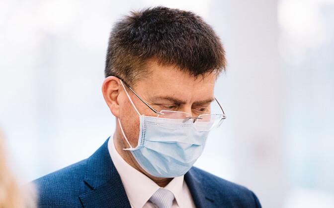 Lanno: soovitan ürituste korraldajatel aegsasti terviseametiga ühendust võtta