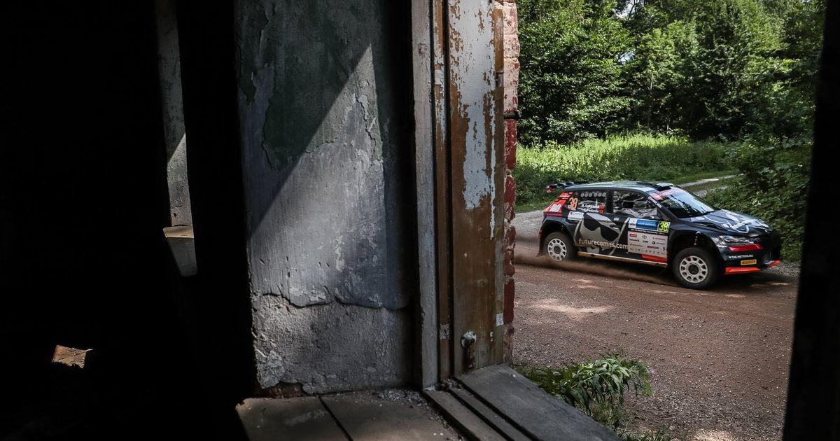 «Astronaut» tituleeris end Eesti kuningaks, kuid WRC-debüüt ei ole tema unistus