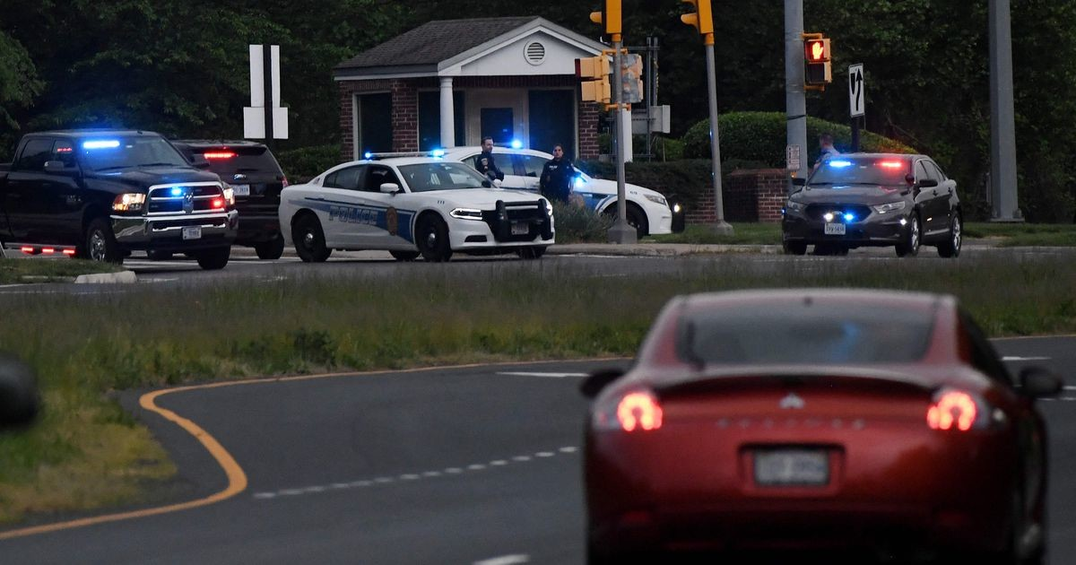 FBI agendid tulistasid CIA peakorterisse tungida üritanud meest