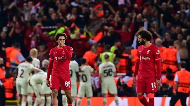 OTSEBLOGI   Mängu domineerinud Liverpool kukkus kahe minutiga edust kaotusseisu