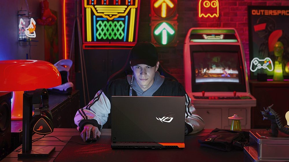 ROG uutes mänguriarvutites Strix G15 ja G17 kohtusid AMD tipp-protsessor ja tippgraafika
