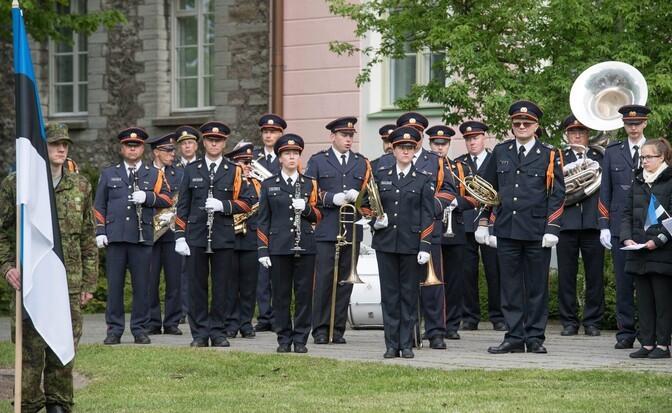 Kaitsevägi koondab orkestri täies koosseisus