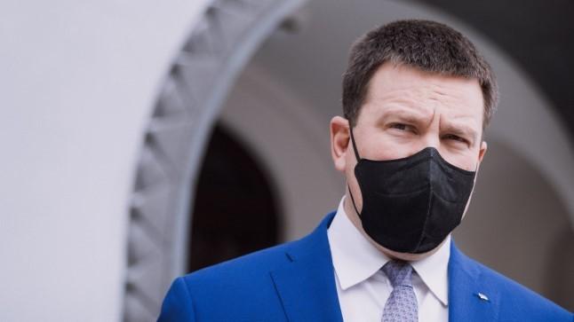 Jüri Ratas sai lõpuks Pfizeri koroonavaktsiini