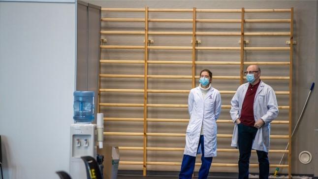 FOTOD | Tühjad vaktsineerimiskeskused: 1300 võimaliku vaksineeritava asemel tuli kohale kõigest 300 soovijat