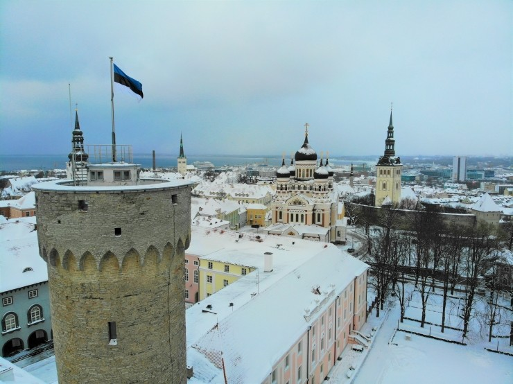 Peapiiskop Viilma: Eesti lipu pühade värvide alla võiks koonduda kogu Eesti rahvas