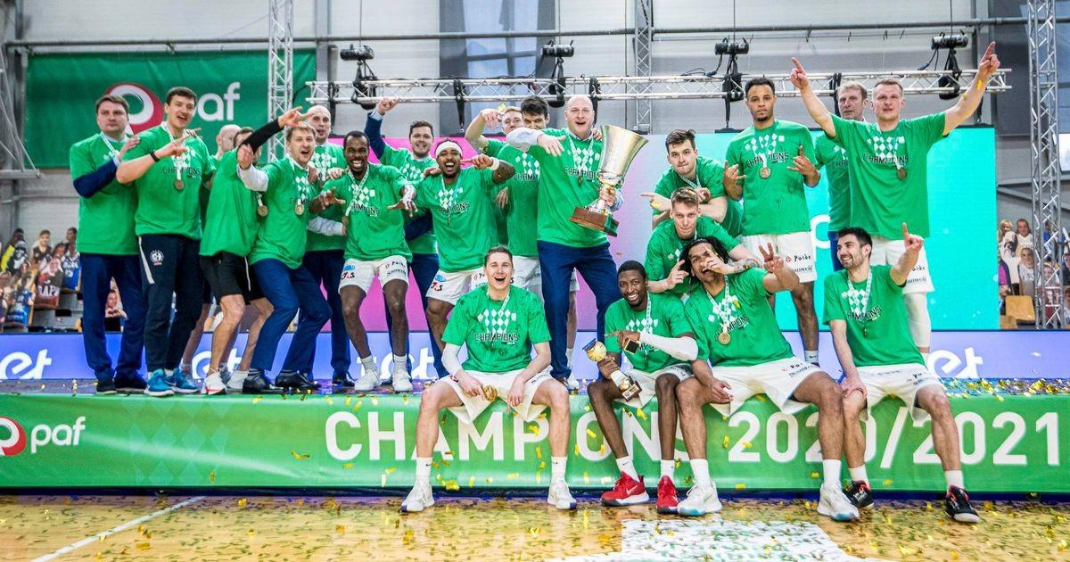 Paf Eesti-Läti korvpalliliigasse registreeris 14 võistkonda