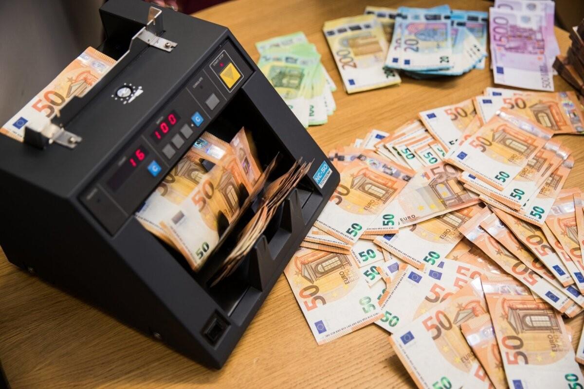 Seitsme kuuga kogunenud eelarvepuudujääk ulatus 535 miljoni euroni