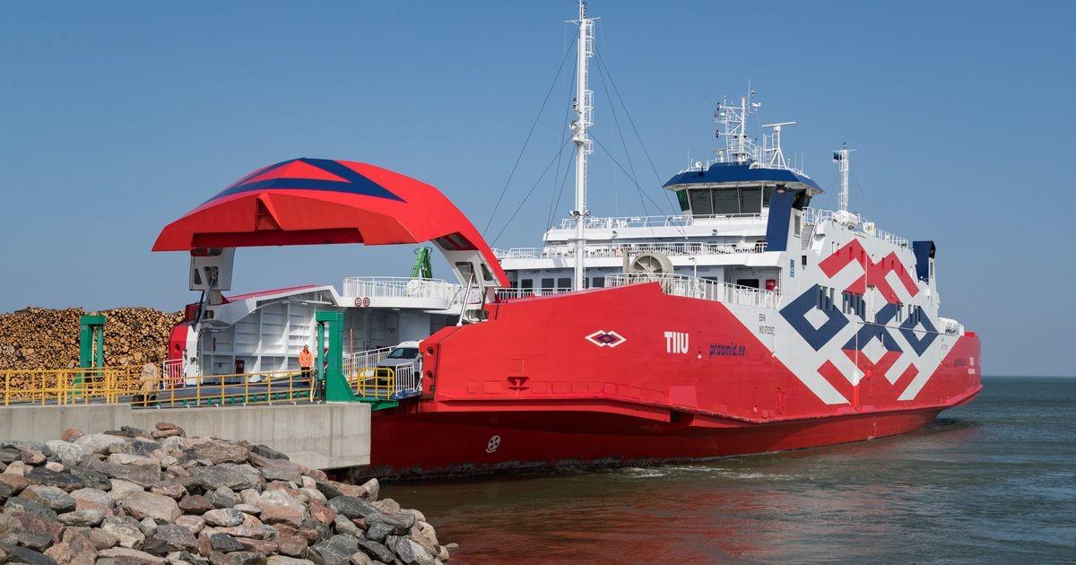 Hiiumaa vallavanem: Hiiumaa vajab suvel kaht suurt laeva