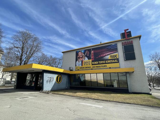 Raul Sulbi. Tartu – kultuuripealinna asemel kinodeta provintsilinnaks?