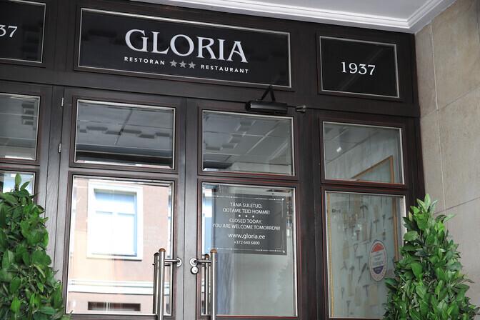 Linn ootab üürivõlas Gloria restoranilt uut äriplaani