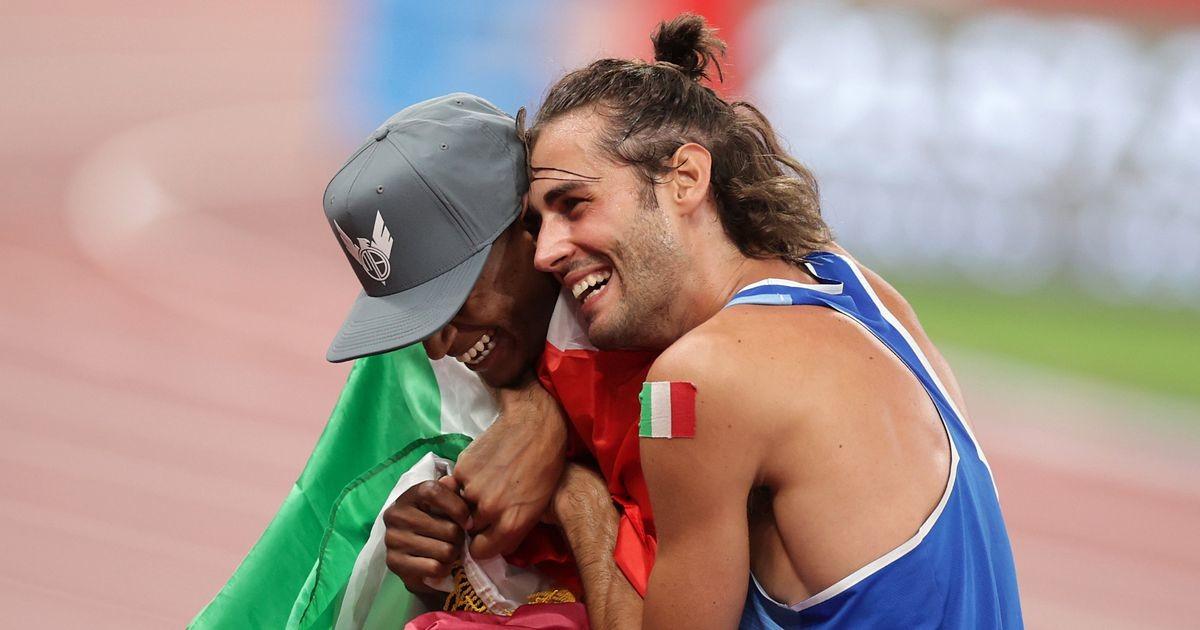 Meeste kõrgushüppes läks kuldmedal sportlaste soovil jagamisele