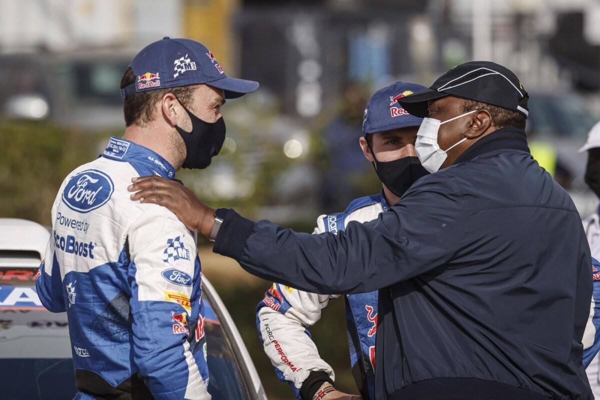 WRC-sarjast lahkuv kaardilugeja: meie palgalõhe rallisõitjatega aina suureneb