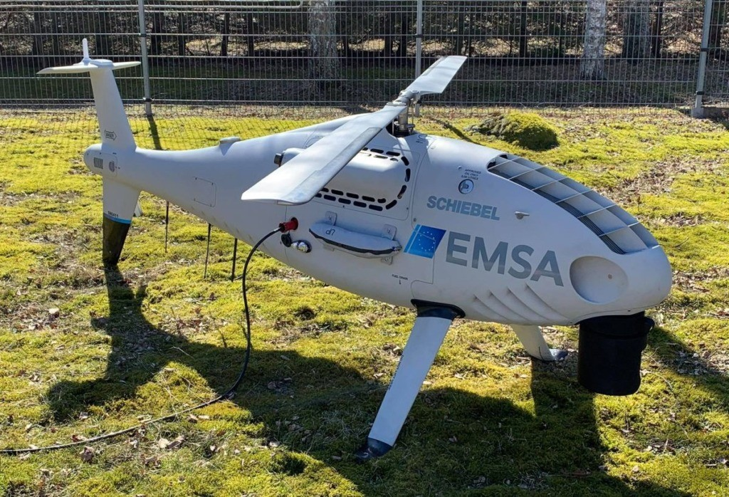Kevadkuudel aitab Eesti mereala seirata rahvusvaheline droonipatrull