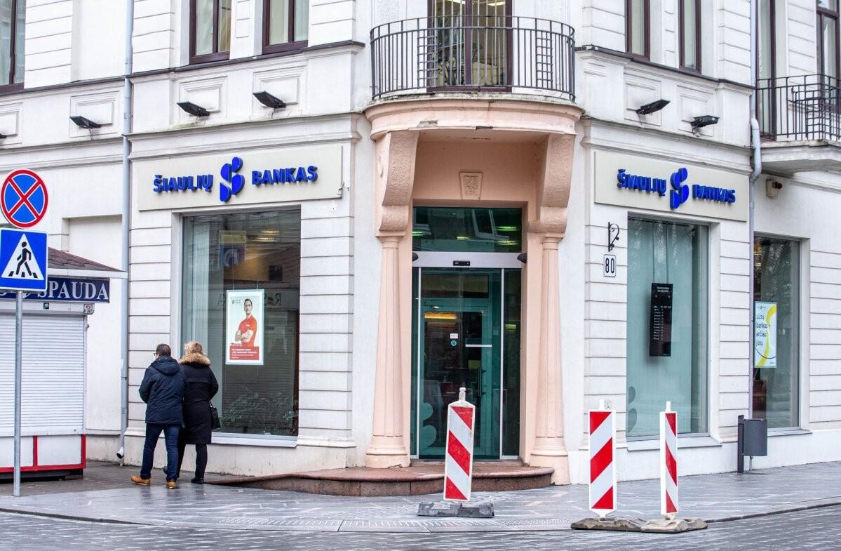 LHV kordas Šiauliu panga aktsia ostusoovitust