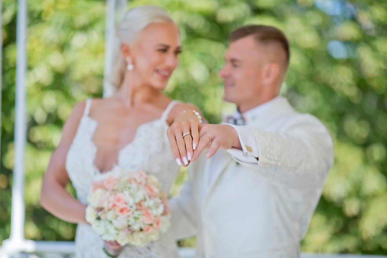 """BUDUAARI UNISTUSTE PULMAS abiellunud Kaisa ja Raigo: """"See päev oli fenomenaalne!"""""""