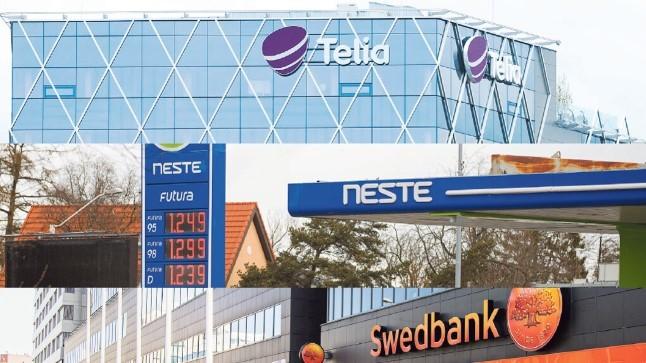 RAHANUTIKUS / Soome ja Rootsi aktsiaturud: kallid, kuid tuttavaid nimesid täis