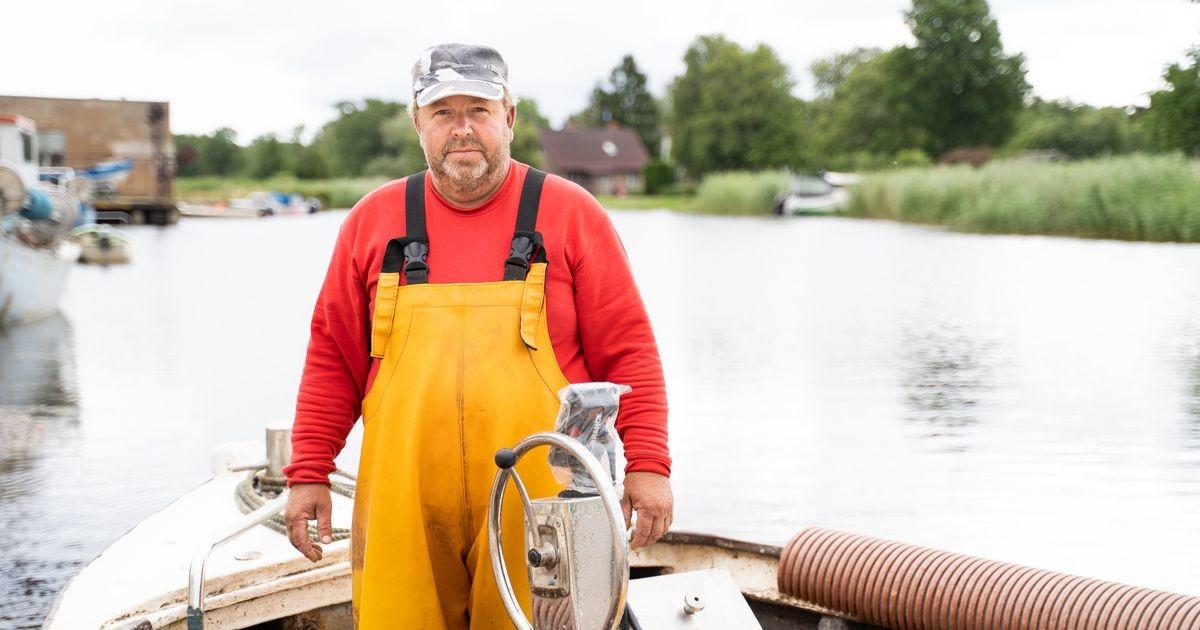 Värsket merehõbedat jääb Saaremaa vetes aina vähemaks
