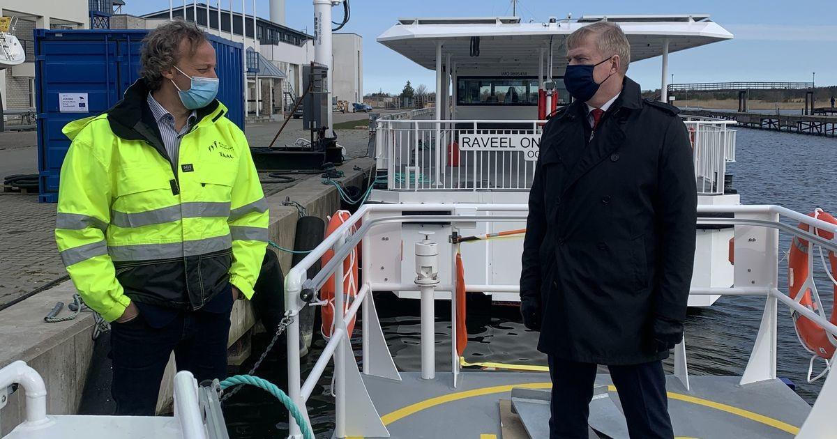 Süvasadamast võiks saada Eesti mereväe kodu