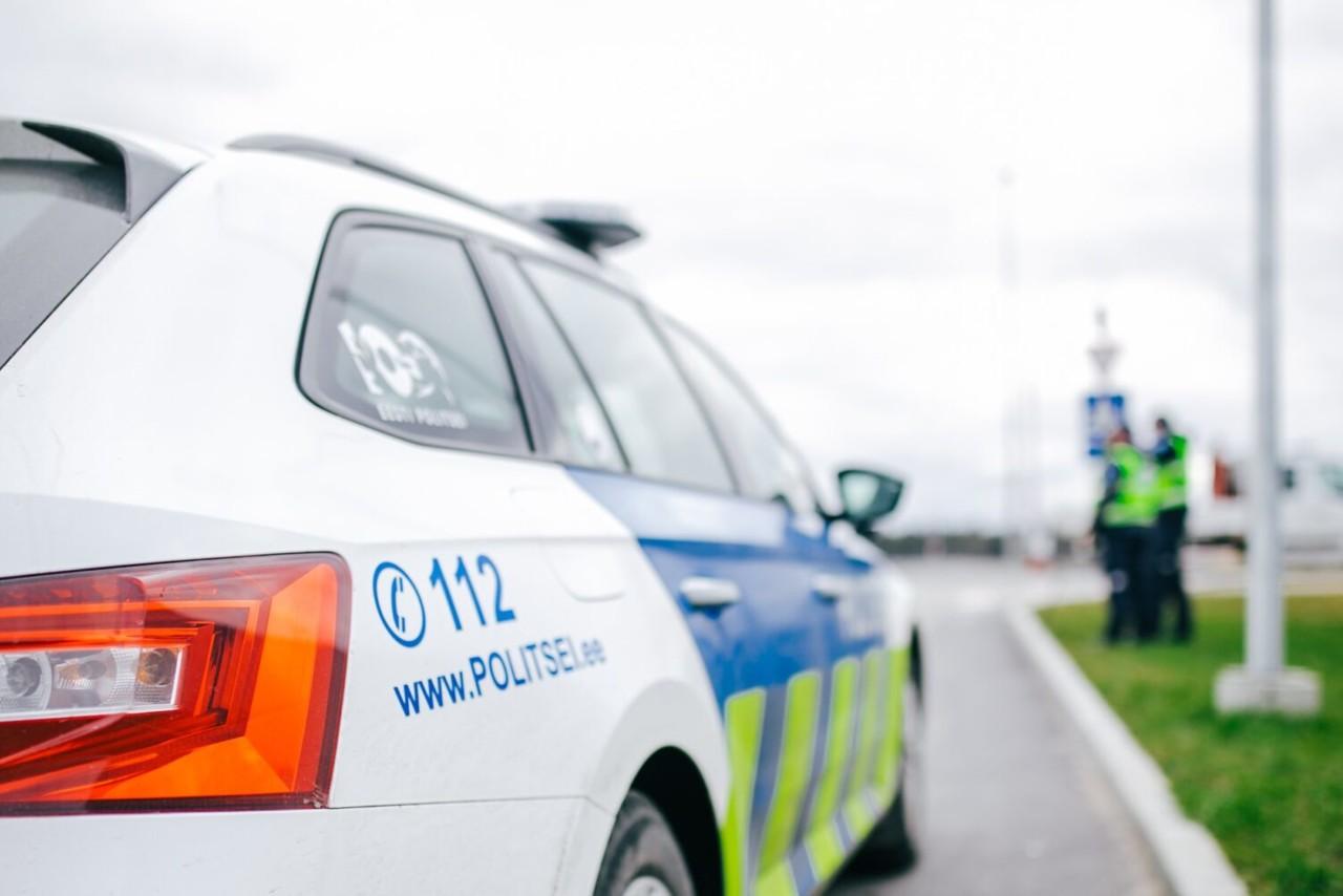 Ööpäeva liiklusinfo ja õnnetused- 4.05.2021