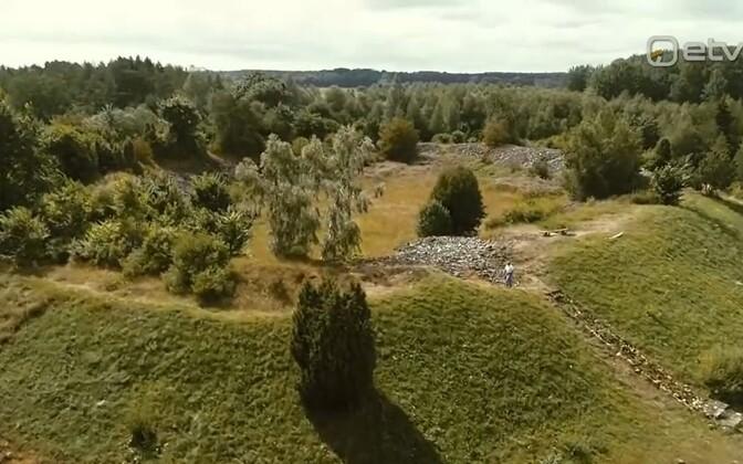 Saaremaal on Valjala maalinnuse väljakaevamised toonud ilmsiks mõndagi uut