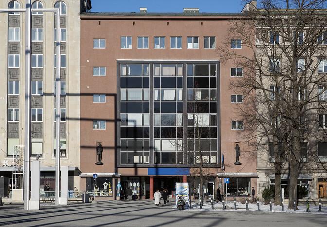 Tallinna kunstihoone kolib remondi ajaks Lasnamäele
