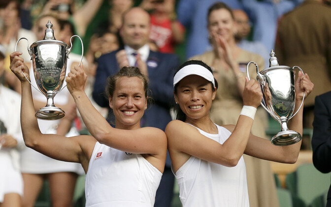 Wimbledoni meister tõmbas karjäärile joone alla