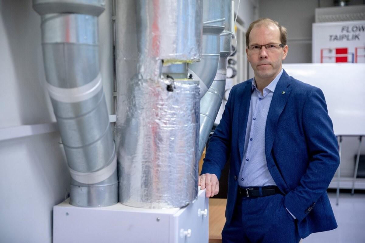Eesti teadlane sai rahvusvahelise tunnustuse töö eest pandeemia leviku tõkestamisel
