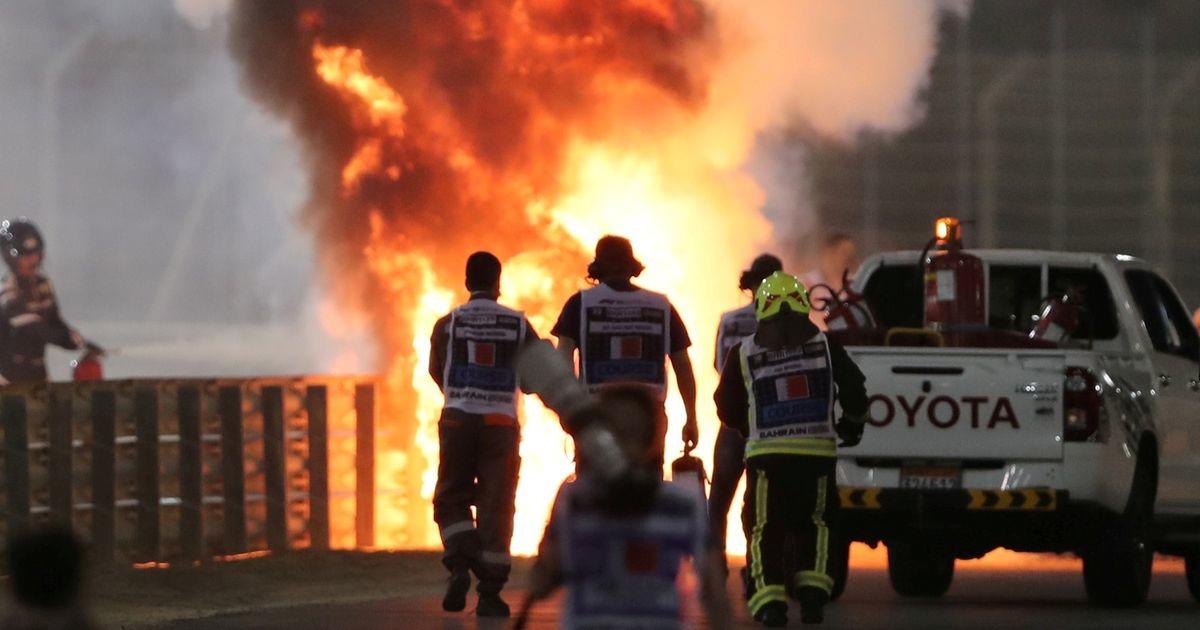 Leekides vormelist välja hüpanud Grosjean naaseb F1-masina rooli