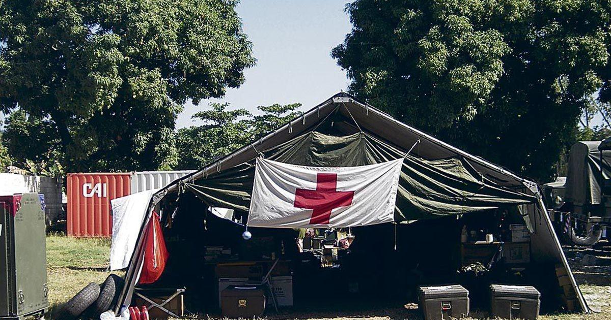 Eesti Punane Rist 102: Vabadussõjas sündinud abiorganisatsioon säästis Eestile tuhandeid elusid