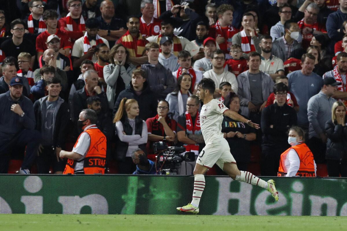 OTSEBLOGI   Meistrite liiga: Liverpooli ja Milani mängus on löödud juba neli väravat. Debütant alustas kohe võidukalt