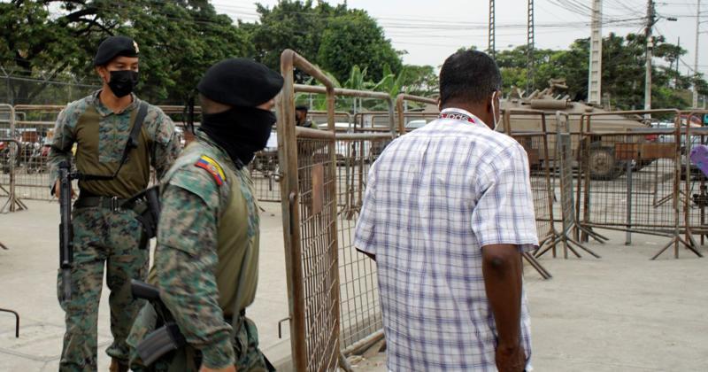 Ecuadori kinnipidamisasutusest leiti tapetuna neli vangi