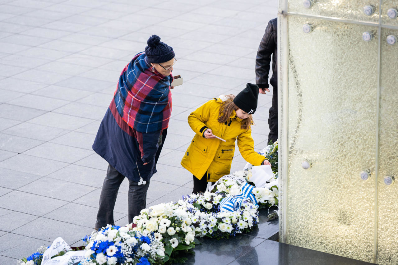 Malle Pärn: Vabariigi aastapäev on kogu rahva oma, see ei ole presidendi erapidu ja teenetemärgid tema isiklik kingitus