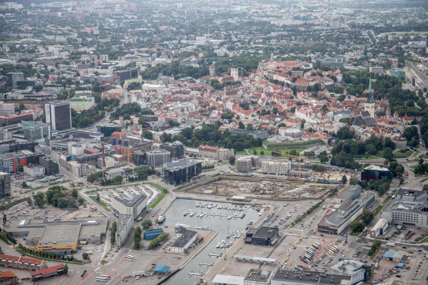 Tallinn pälvis tulevikutöö asukoha tunnustuse