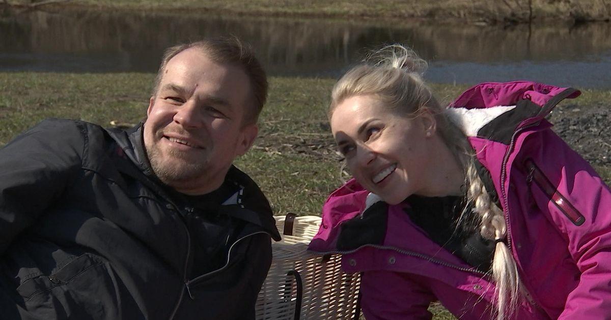 Reporter: Hander Latt ja Kee Vartla kasvatavad koos nelja toredat last ja ammutavad rõõmu ühistest tegevustest