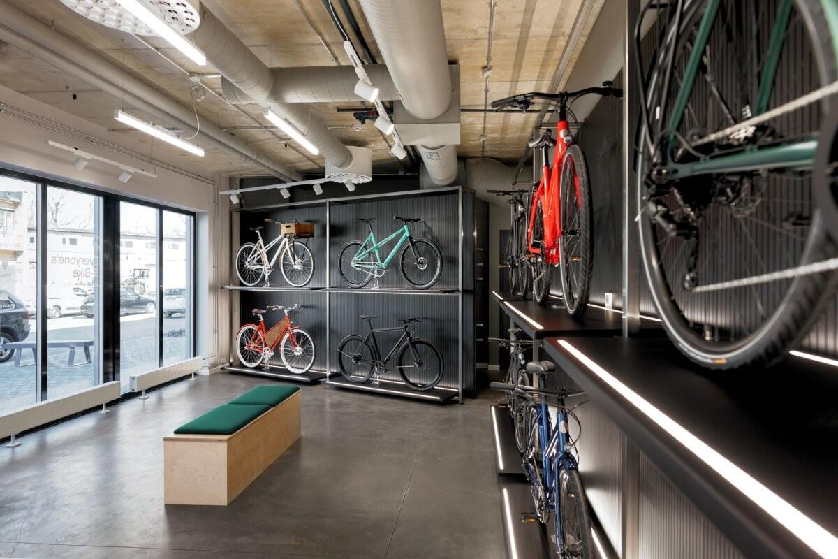 Elektrijalgrataste tootja Ampler Bikes avas täna Tallinna esinduspoe
