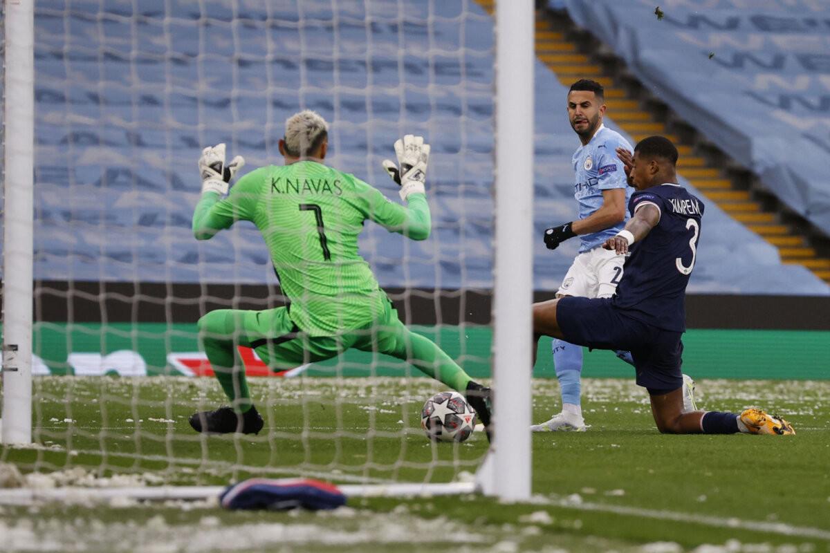 OTSEBLOGI   Meistrite Liigas selgub esimene finalist: Manchester City juhib 2:0 ja on kukutamas PSG-d!